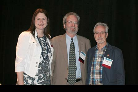 Amy Porath, CCSA; Steve Gust, NIDA; Doug Beirness, CCSA