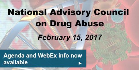 National Advisory Council on Drug Abuse