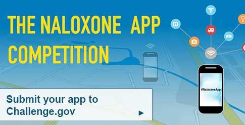 Naloxone challenge app